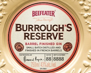 New Booze: Burrough's Reserve Gin